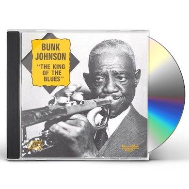 Bunk Johnson KING OF BLUES CD
