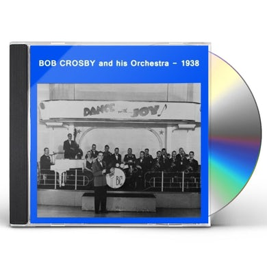 Bob Crosby 1938 CD