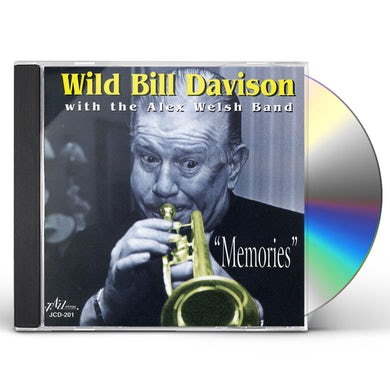 Wild Bill Davison MEMORIES CD
