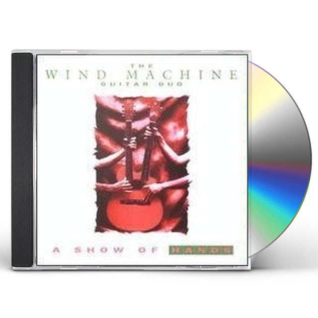 Wind Machine SHOW OF HANDS CD