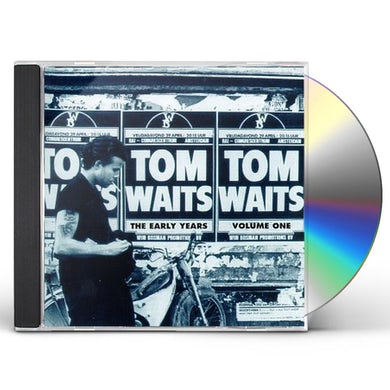 Tom Waits EARLY YEARS 1 CD