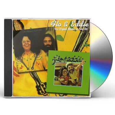 PHLORESCENT LEECH & EDDIE / FLO & EDDIE CD