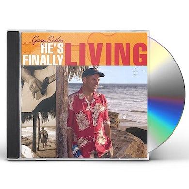 Gary Seiler HES FINALLY LIVING CD