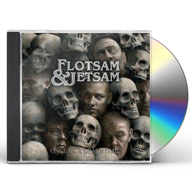 Flotsam & Jetsam ONCE IN A DEATHTIME CD