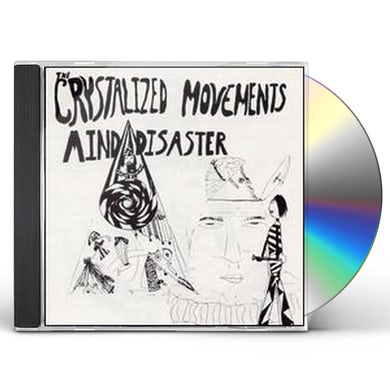 Crystalized Movements MIND DISASTER CD