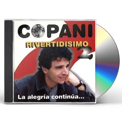 Ignacio Copani RIVERTIDISIMO 2 CD