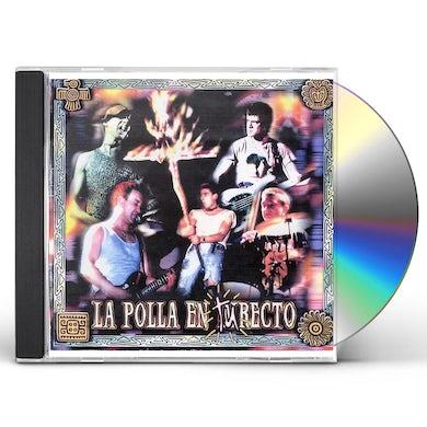 La Polla Records ENTURECTO CD