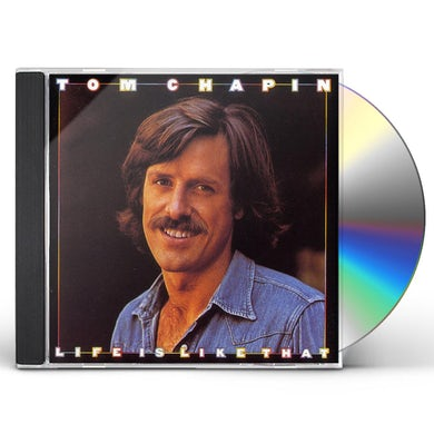 Tom Chapin LIFE IS LIKE THAT CD