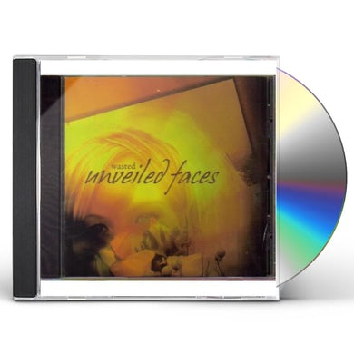 WASTED UNVEILED FACES CD