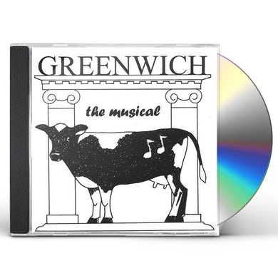 Bob Warren GREENWICH-THE MUSICAL CD