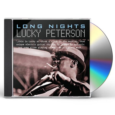 Lucky Peterson LONG NIGHTS CD