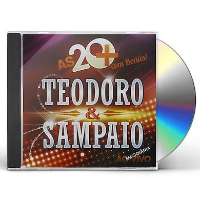 Teodoro & Sampaio AS 20 PLUS CD