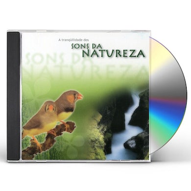 Corciolli TRANQUILITY OF THE SOUNDS OF NATURE CD