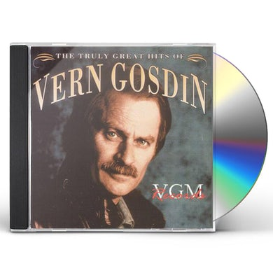 Vern Gosdin: Truly the Greatest Hits CD
