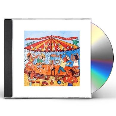 Putumayo Kids Presents Latin Playground CD