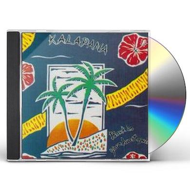 Kalapana BACKIN YOUR HEART AGAIN CD