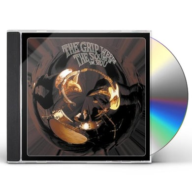 GRIP WEEDS THE SOUND IS IN YOU CD
