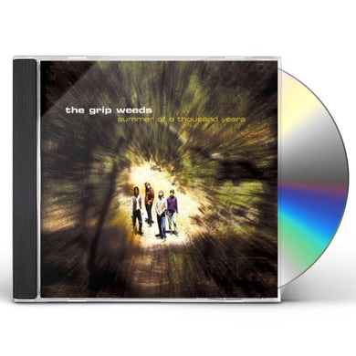 GRIP WEEDS SUMMER OF A THOUSAND YEARS CD