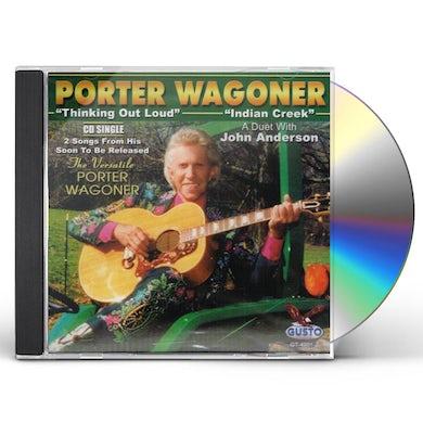 Porter Wagoner INDIAN CREEK CD