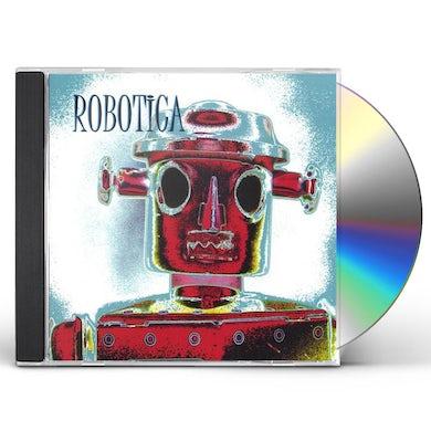 Beat Club ROBOTICA CD