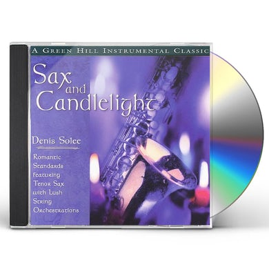 Sax And Candlelight CD