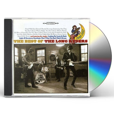 BEST OF THE LONG RYDERS CD