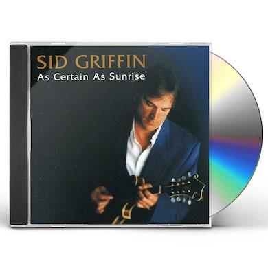 Sid Griffin AS CERTAIN AS SUNRISE CD