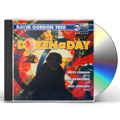 David Gordon DOZEN A DAY CD