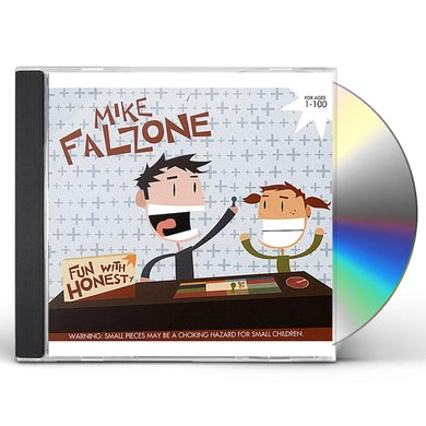 Mike Falzone FUN WITH HONESTY CD