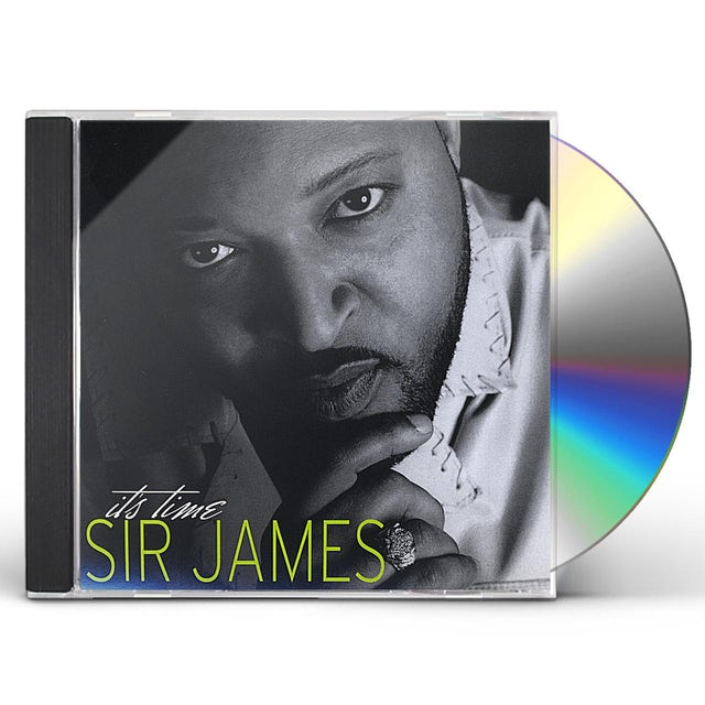 Sir James IT'S TIME CD