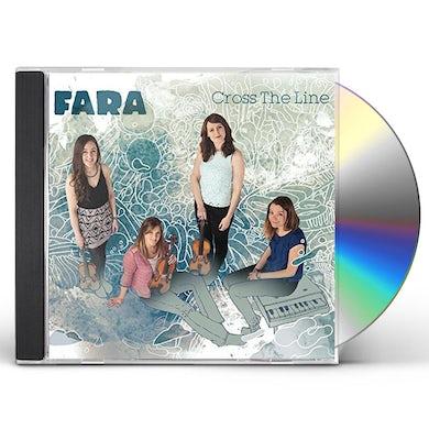 Fara CROSS THE LINE CD