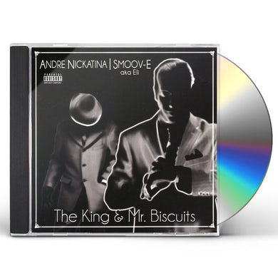 Andre Nickatina KING & MR BISCUITS CD