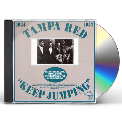 Tampa Red KEEP JUMPING CD