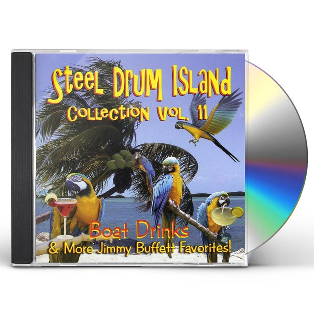 Steel Drum Island COLLECTION: BOAT DRINKS & MORE J CD