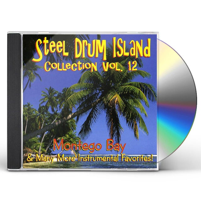 Steel Drum Island COLLECTION CD