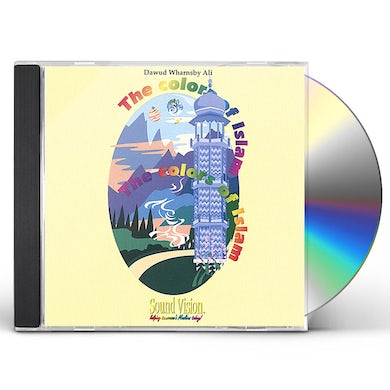 Dawud Wharnsby COLOURS OF ISLAM CD