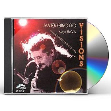 Javier Girotto VISIONS CD