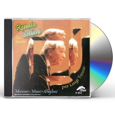 Renato Sellani PER LUIGI TENCO CD