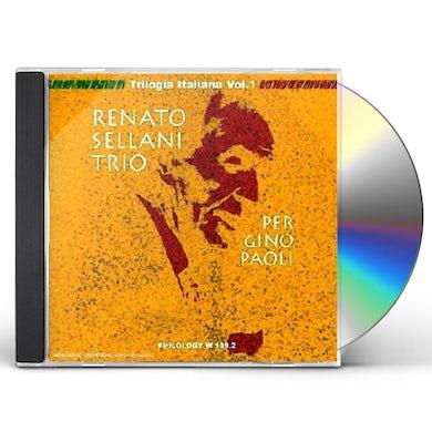 Renato Sellani PER GINO PAOLI CD