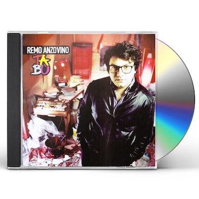 Remo Anzovino TABU' CD