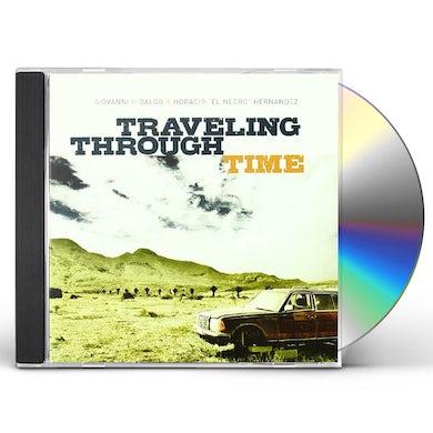 Giovanni Hidalgo TRAVELING THROUGH TIME CD