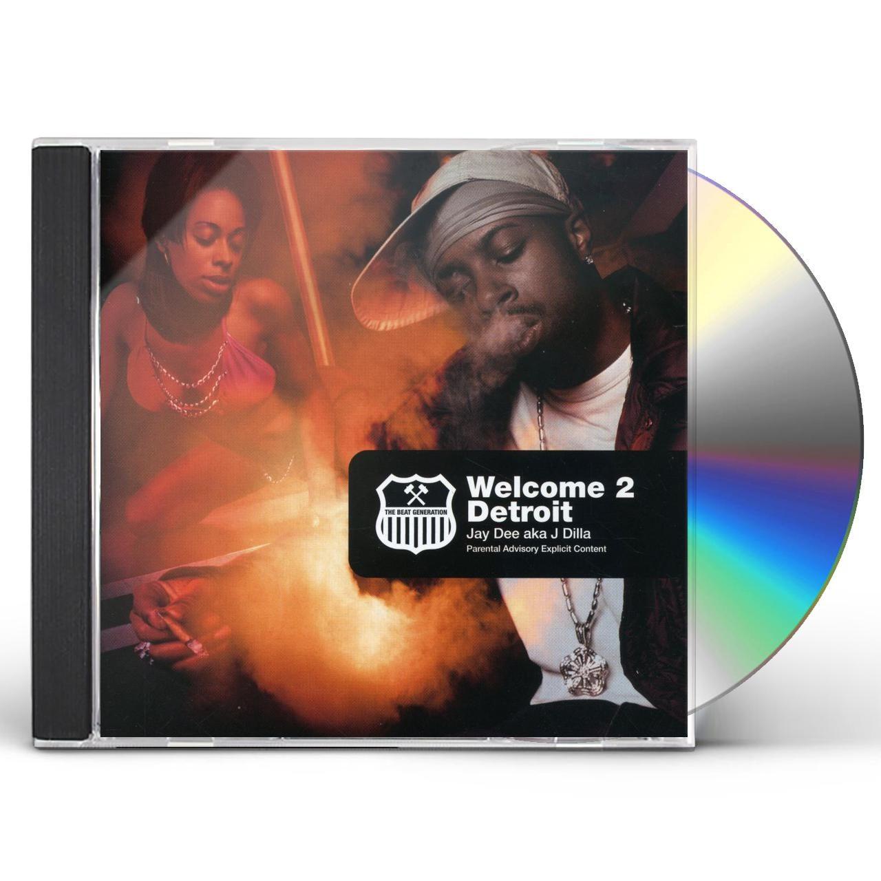 J dilla Patch Jay Dee Jaylib Madlib Welcome To Detroit Slum Village hip hop