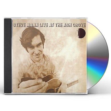 Steve Mann LIVE AT THE ASH GROVE CD