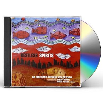 Roberto Magris RESTLESS SPIRITS CD