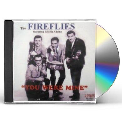 Fireflies YOU WERE MNE / BEST OF CD