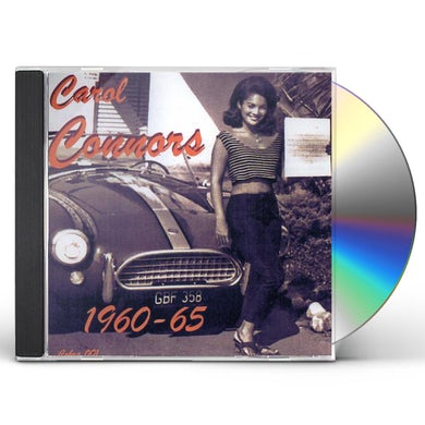 Carol Connors 1960-65 CD