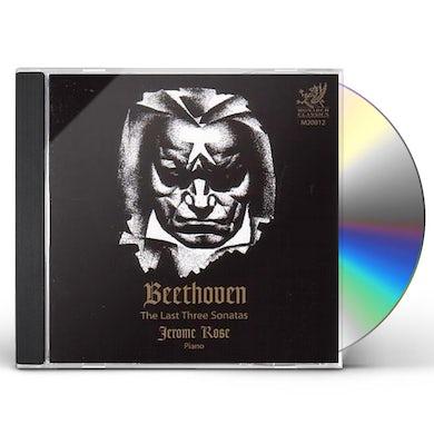 Rose LAST THREE CD