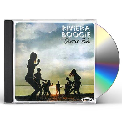 Doktor Zoil RIVIERA BOOGIE CD