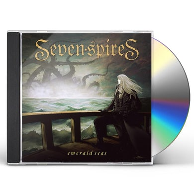 Seven Spires EMERALD SEAS CD