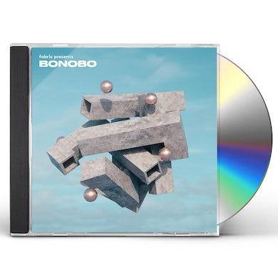 FABRIC PRESENTS BONOBO CD